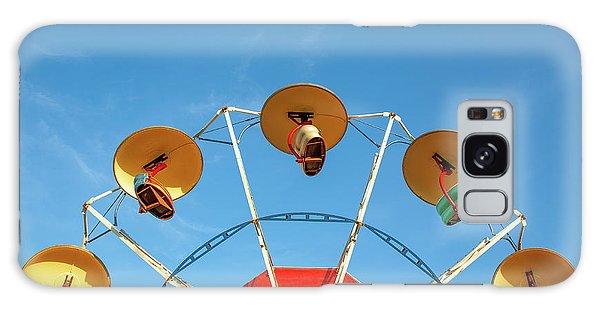 County Fair Galaxy Case - Carnival Fan by Todd Klassy