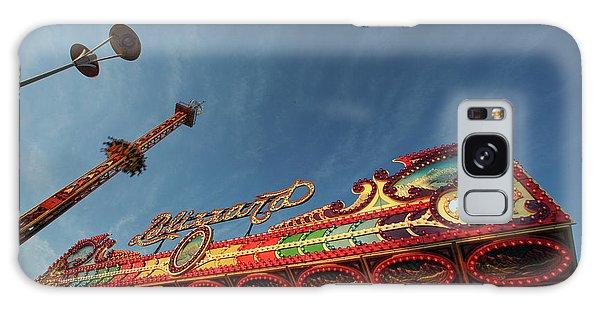 County Fair Galaxy Case - Carnival Lights by Todd Klassy