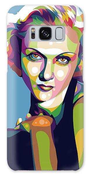 Carole Lombard Galaxy Case