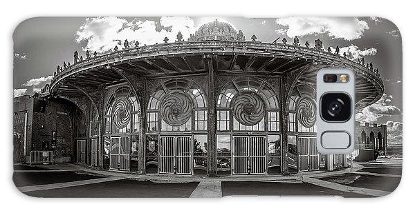 Carousel House Galaxy Case