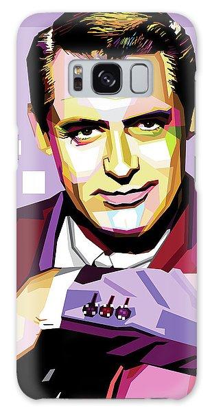 Cary Grant Pop Art Galaxy Case