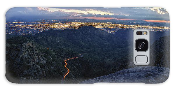 Catalina Highway And Tucson Galaxy Case