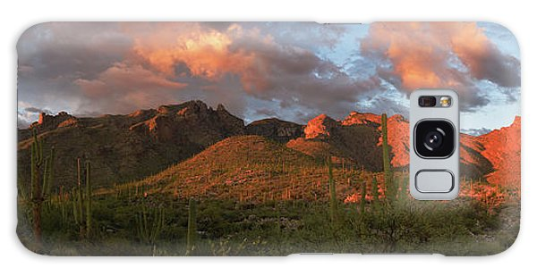 Catalina Mountains, Arizona Galaxy Case