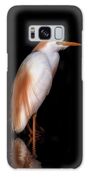 Cattle Egret Galaxy Case