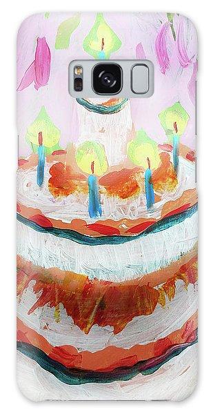 Celebration Cake Galaxy Case