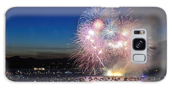 Attraction Galaxy Case - Celebration Of Lights, Fireworks by Lijuan Guo