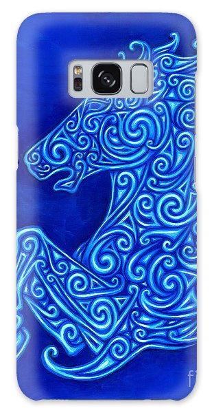 Celtic Horse Galaxy Case