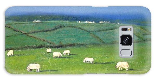 Celtic Sheep Galaxy Case