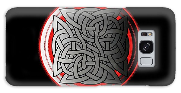 Celtic Shield Knot 4 Galaxy Case