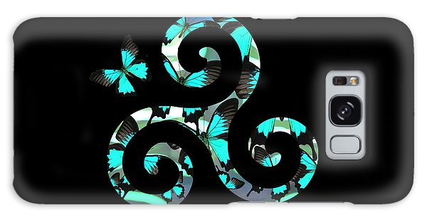 Celtic Spiral 3 Galaxy Case