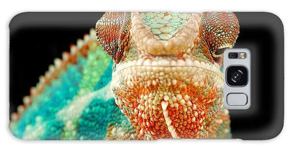 Limb Galaxy Case - Chameleon by Mark Bridger