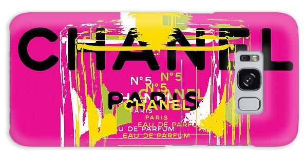 Chanel No 5 Pop Art - #3 Galaxy Case