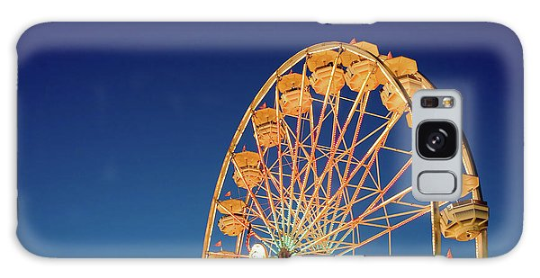 County Fair Galaxy Case - Chariots Of Gold by Todd Klassy