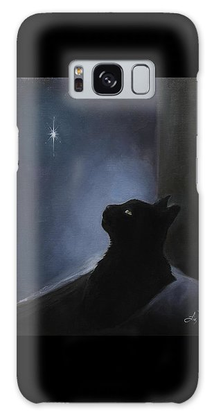 Charlie's Christmas Spirit Galaxy Case