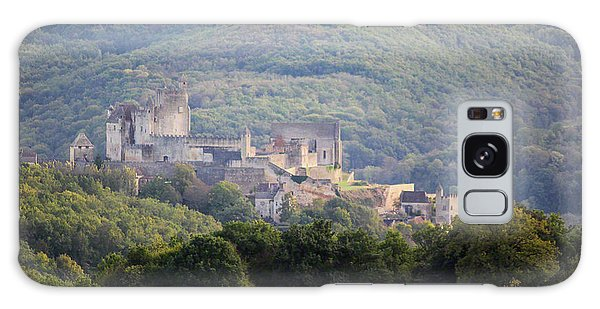 Galaxy Case featuring the photograph Chateau Beynac, France by Mark Shoolery