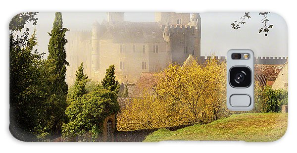 Chateau Beynac In The Mist Galaxy Case