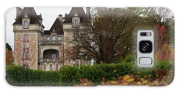 Chateau, Near Beynac, France Galaxy Case