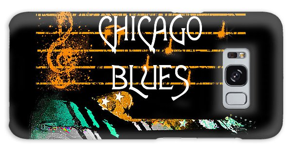 Chicago Blues Music Galaxy Case