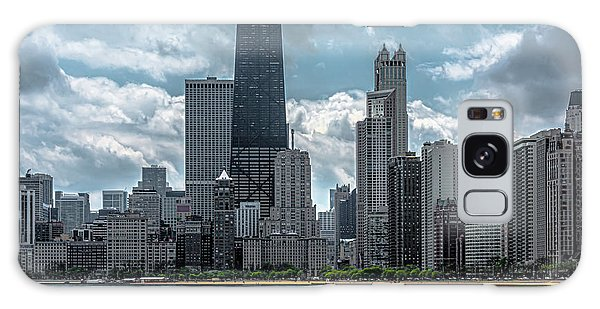 Chicago Art Galaxy Case - Chicago Skyline V4 Dsc_5760 by Raymond Kunst