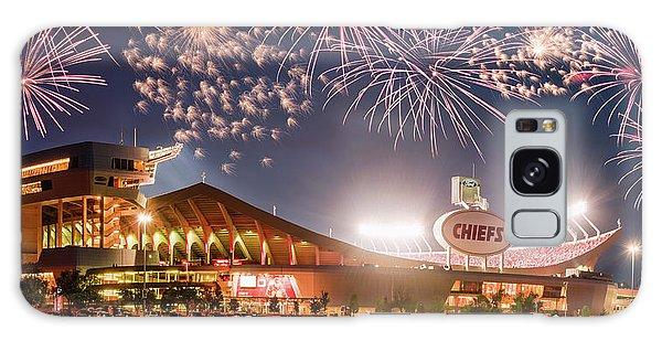 Chiefs Celebration Galaxy Case