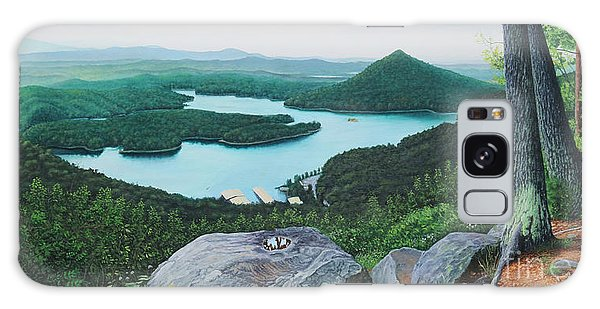 Chilhowee Overlook Galaxy Case