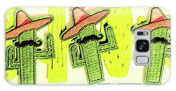 Cacti Galaxy Case - Chili Con Cacti by Jorgo Photography - Wall Art Gallery