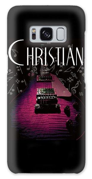 Christian Music Guita Galaxy Case