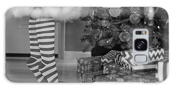 Christmas 10 Galaxy Case