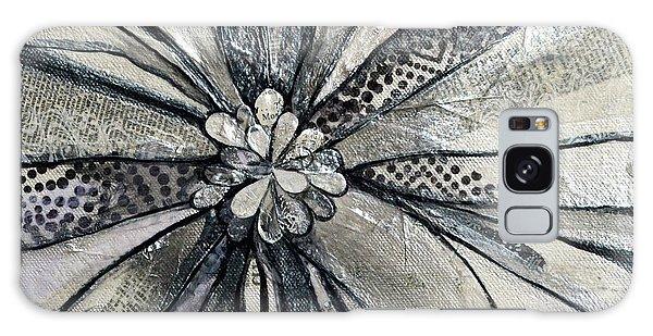 Bloom Galaxy Case - chrysanthemum I by Shadia Derbyshire
