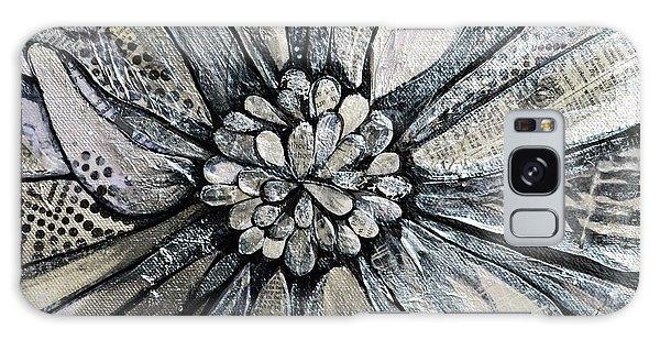 Bloom Galaxy Case - Chrysanthemum by Shadia Derbyshire