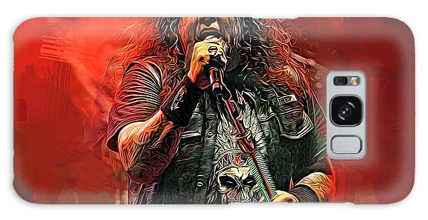 Alice Cooper Galaxy Case - Chuck Billy, Testament by Mal Bray