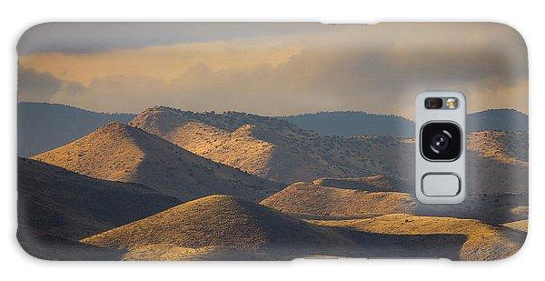 Chupadera Mountains II Galaxy Case