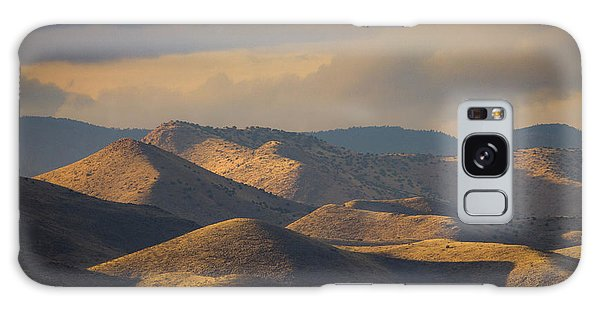 Chupadera Mountains II Galaxy Case