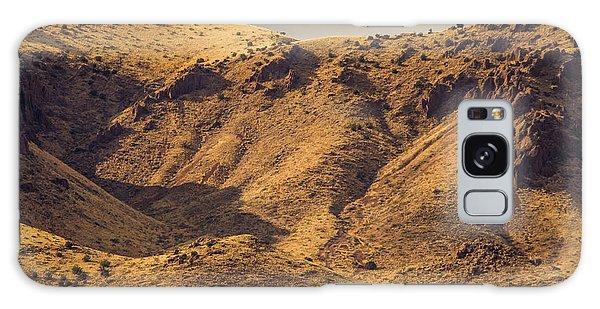 Chupadera Mountains Galaxy Case