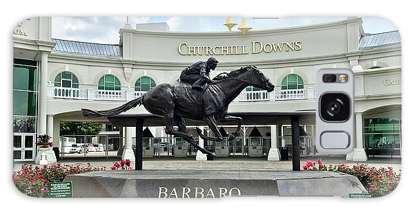 Churchill Downs Barbaro Galaxy Case