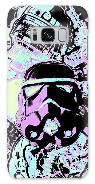 Fighter Galaxy Case - Cinematic Sci-fi by Jorgo Photography - Wall Art Gallery