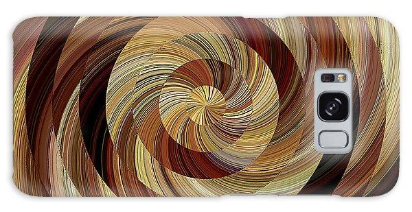 Cinnamon Roll Galaxy Case