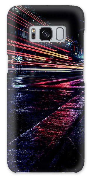 City Streaks Galaxy Case