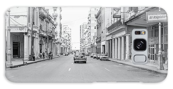City Street, Havana Galaxy Case