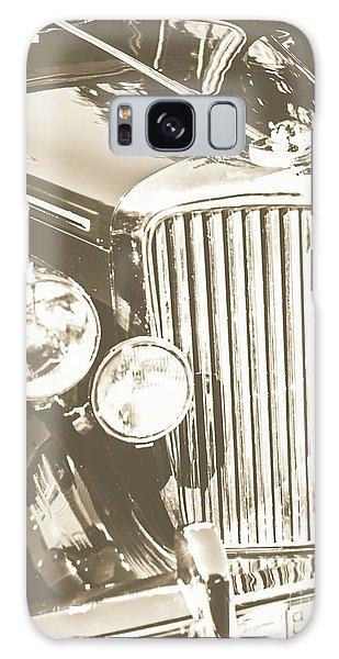 Old Car Galaxy Case - Classic Car Chrome by Jorgo Photography - Wall Art Gallery