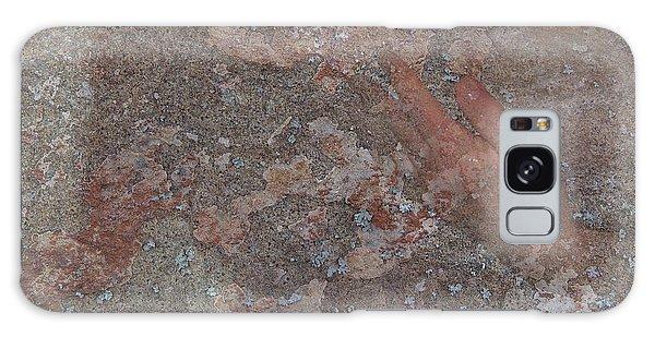 Galaxy Case featuring the digital art Classic Fragment by Attila Meszlenyi