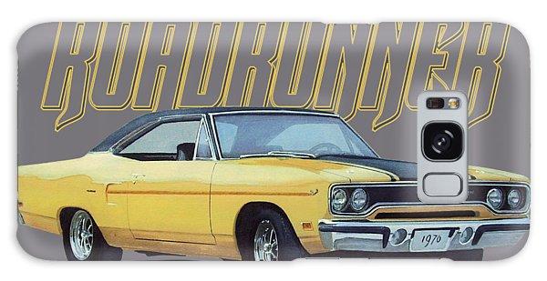 Front Galaxy Case - Classic Roadrunner by Paul Kuras