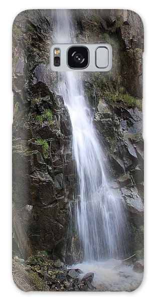 Clear Creek Falls Galaxy Case