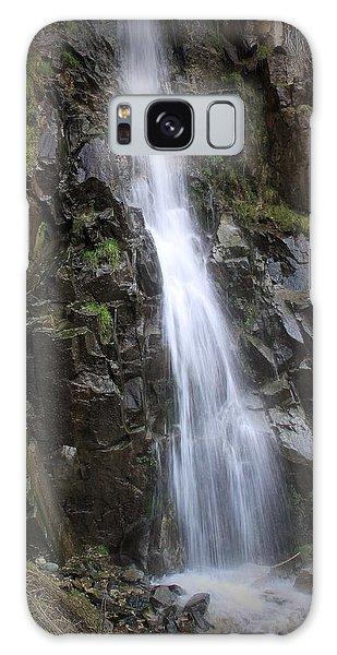 Clear Creek Falls Galaxy Case