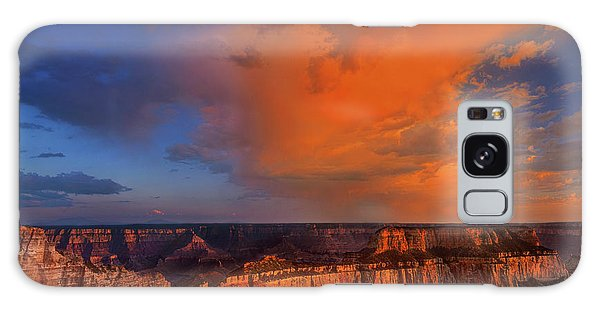 Clearing Storm Cape Royal North Rim Grand Canyon Np Arizona Galaxy Case