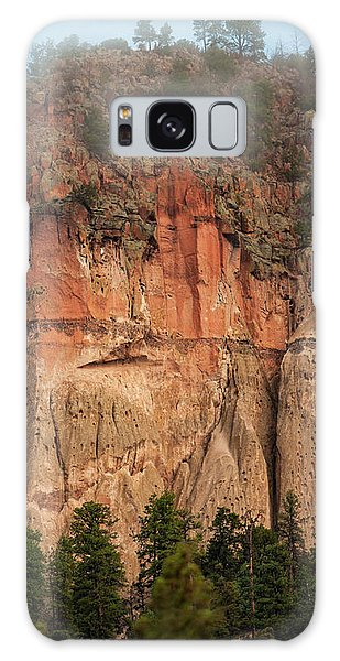 Cliff Face Galaxy Case