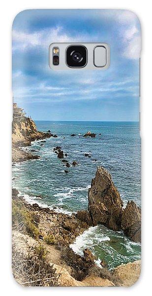 Cliffs Of Corona Del  Mar Galaxy Case
