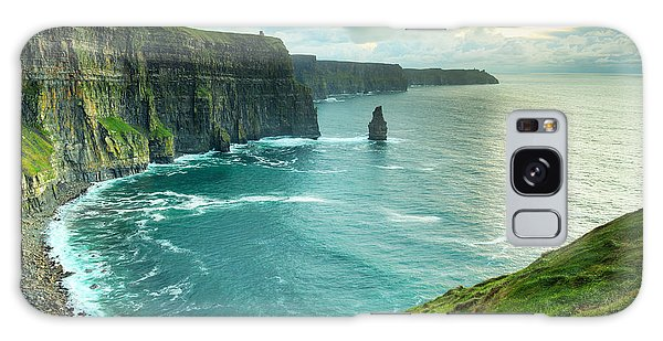 Active Galaxy Case - Cliffs Of Moher At Sunset, Co. Clare by Kwiatek7