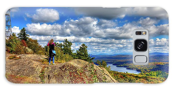 Galaxy Case featuring the photograph Close To Heaven On Earth by David Patterson