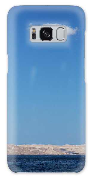 Galaxy Case featuring the photograph Cloud by Davor Zerjav